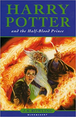 Harry Potter and the Half-blood Prince Audiobook Jim Dale