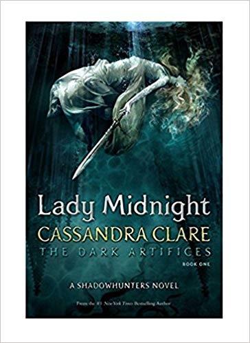 Lady Midnight Audiobook