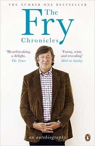 The Fry Chronicles Audiobook