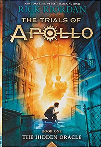 The Trials of Apollo Audiobook