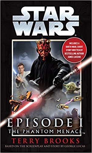 Star Wars The Phantom Menace Audiobook