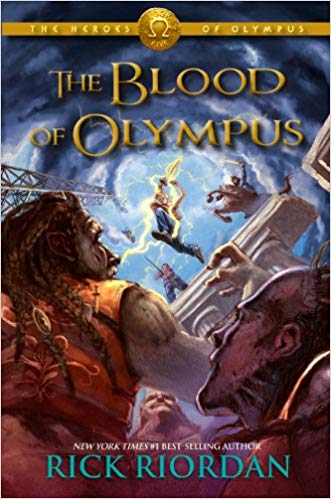 The Blood of Olympus Audiobook