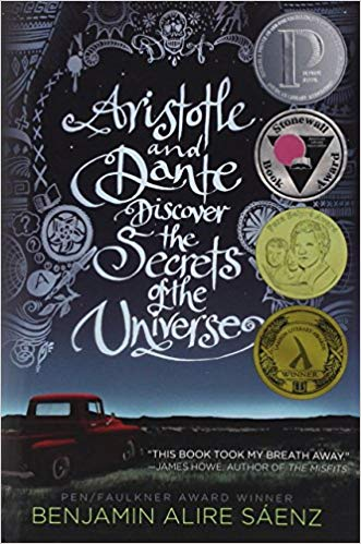 Aristotle and Dante Discover the Secrets of the Universe Audiobook