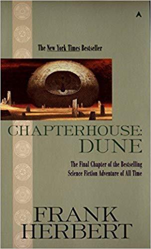 Chapterhouse: Dune Audiobook