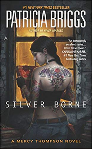 Silver Borne Audiobook