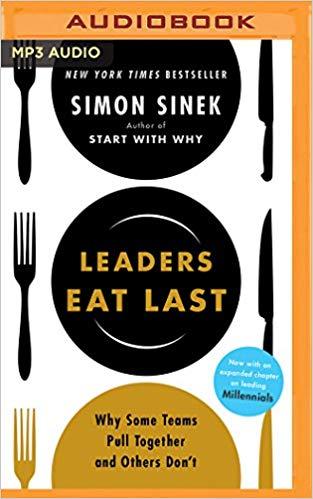 Leaders Eat Last Audiobook