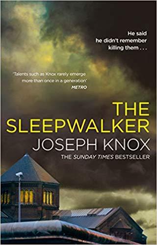 Joseph Knox - The Sleepwalker Audio Book Free