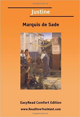 Marquis de Sade - Justine Audio Book Free