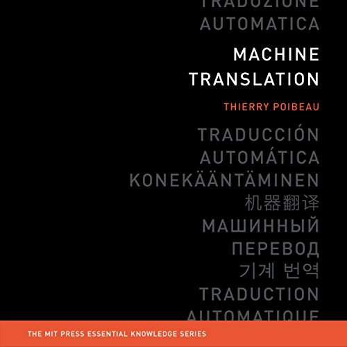 Thierry Poibeau - Machine Translation Audio Book Free