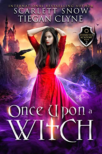 Tiegan Clyne - Once Upon A Witch Audio Book Free