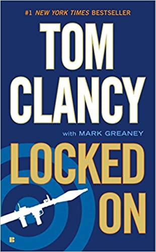 Tom Clancy - Locked On Audio Book Free