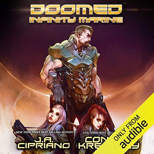 J. A. Cipriano - Doomed Infinity Marine Audio Book Free