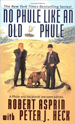 Robert Asprin - No Phule Like an Old Phule Audio Book Free