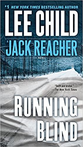 Lee Child - Running Blind Audio Book Free
