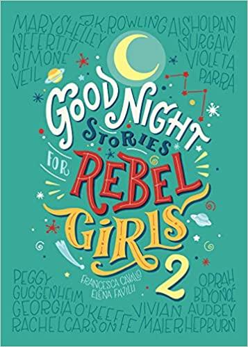 Elena Favilli - Goodnight Stories for Rebel Girls 2 Audio Book Free