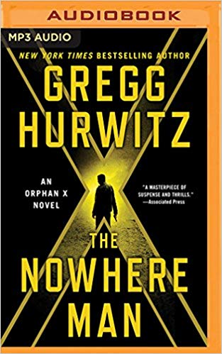 Gregg Hurwitz - The Nowhere Man Audio Book Free