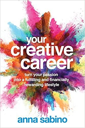 Anna Sabino - Your Creative Career Audio Book Free