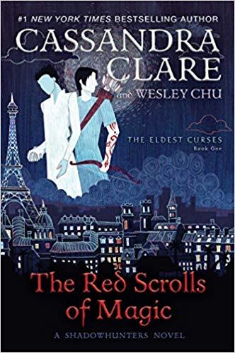 Cassandra Clare - The Red Scrolls of Magic Audio Book Free