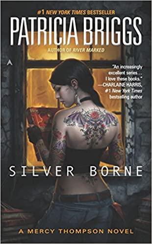 Patricia Briggs - Silver Borne Audio Book Free