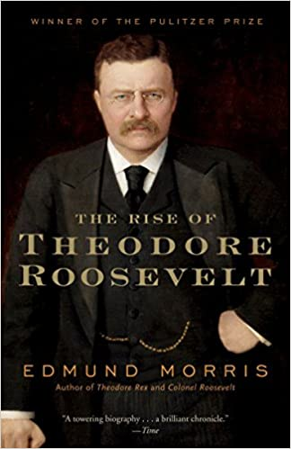 Edmund Morris - The Rise of Theodore Roosevelt Audio Book Free