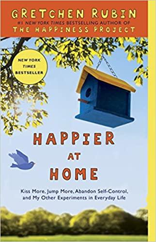 Gretchen Rubin - Happier at Home Audio Book Free