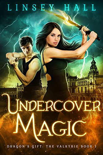 Linsey Hall - Undercover Magic Audio Book Free