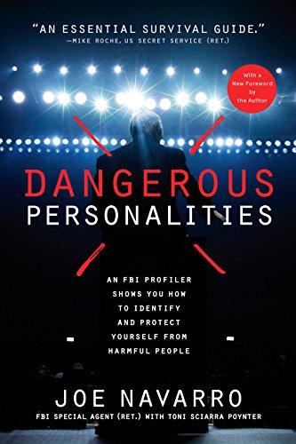 Joe Navarro - Dangerous Personalities Audio Book Free