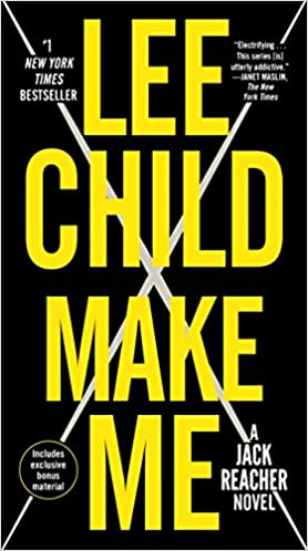 Lee Child - Make Me Audio Book Free