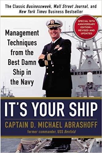Captain D. Michael Abrashoff - It's Your Ship Audio Book Free