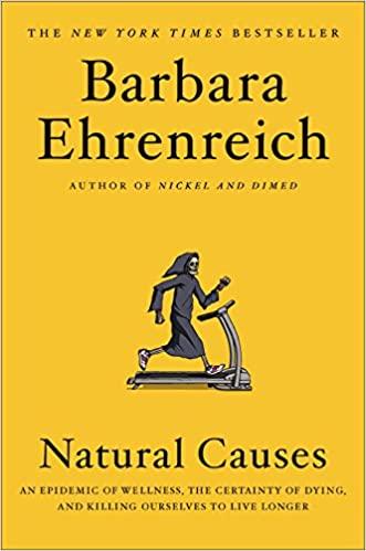 Barbara Ehrenreich - Natural Causes Audio Book Free