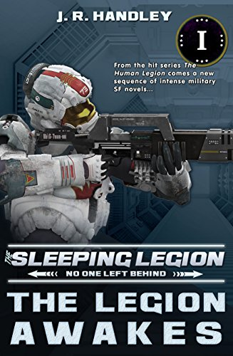 J.R. Handley - The Legion Awakes Audio Book Free