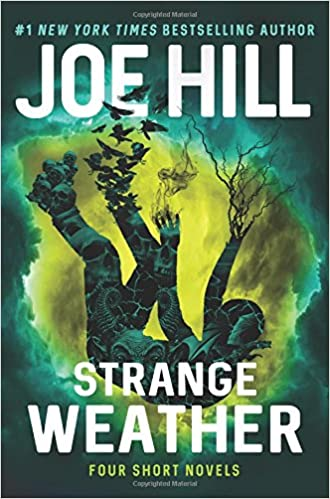 Joe Hill - Strange Weather Audio Book Free