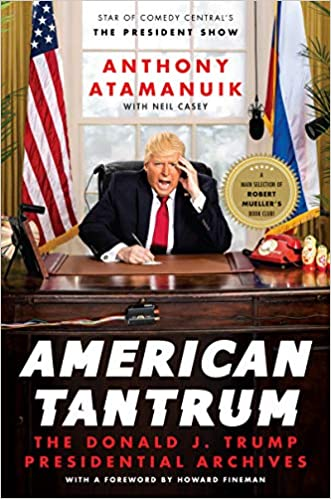 Anthony Atamanuik - American Tantrum Audio Book Free