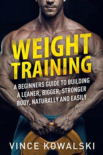 Vince Kowalski - Weight Training Audio Book Free
