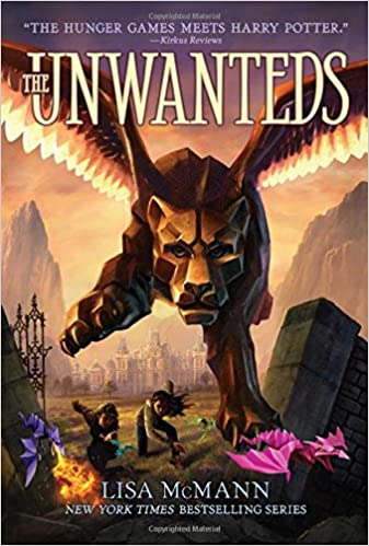 Lisa McMann - The Unwanteds Audio Book Free