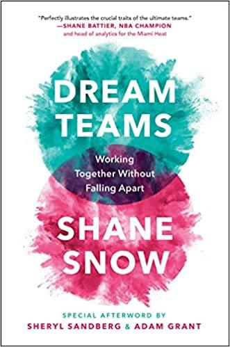 Shane Snow - Dream Teams Audio Book Free