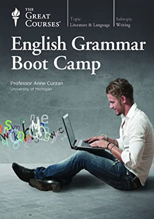 Anne Curzan - English Grammar Boot Camp Audio Book Free
