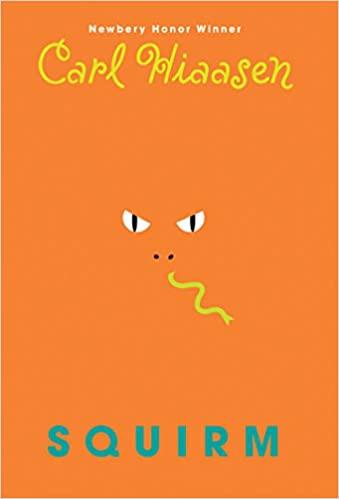 Carl Hiaasen - Squirm Audio Book Free