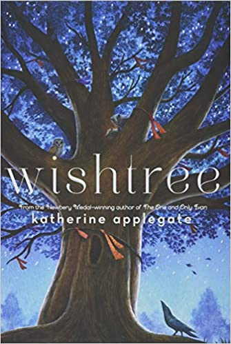 Katherine Applegate - Wishtree Audio Book Free